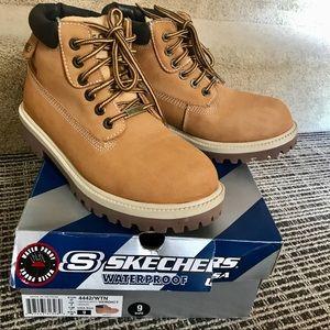 Skechers Sargents Verdict Work Boots